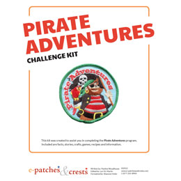 Pirate Adventures Challenge Kit PDF
