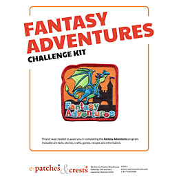 Fantasy Adventures Challenge Kit PDF