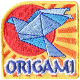 Origami Patch