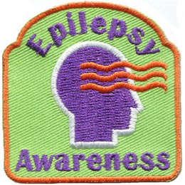 Epilepsy Awareness (Iron On)