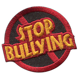 Stop Bullying (Iron On)