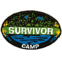 Survivor Camp (Iron On)