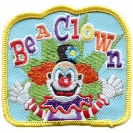 Be A Clown, Meeting Plan, Program Kit, Challenge Kit, Program Planning, Meeting Ideas, Girl Guides, Girl Scouts, Girl Scout Activities, Girls Program, Girl Scout Patch, Girl Scout Camps, Camp Idea