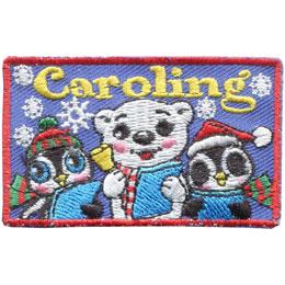 Caroling - Penguins Bear