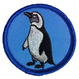 Penguin (Iron On)