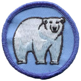 Polar Bear (Iron On)