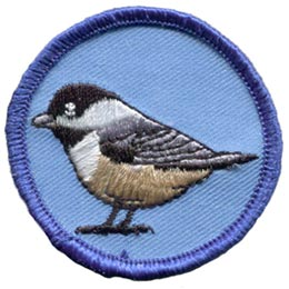 Chickadee (Iron On)