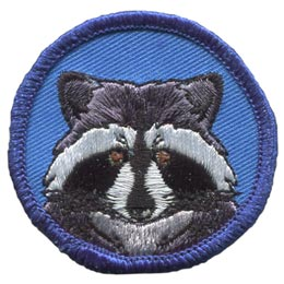 Raccoon (Iron On)
