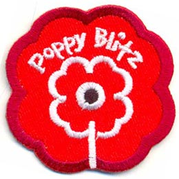 Poppy Blitz (Iron On)