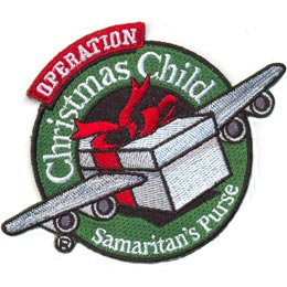 Operation Christmas Child (Iron On)