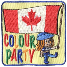 Colour Party (Iron On)