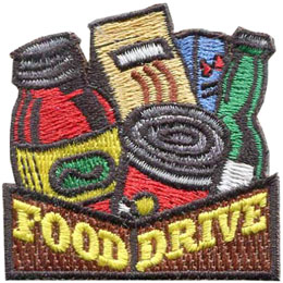Food Drive (Iron On)