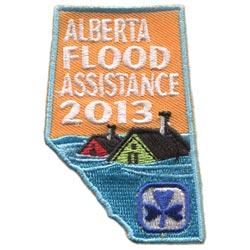 Alberta Flood Assistance 2013