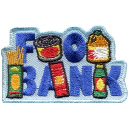 Food Bank 2015 (Iron On)