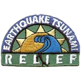 Earthquake Tsunami Relief