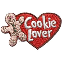 Cookie Lover - Gingerbread Man