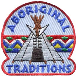 Aboriginal Traditions (Iron On)