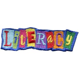 Literacy (Iron On)