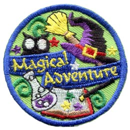 Magical Adventure (Iron On)