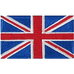 United Kingdom, England, London, Northern Ireland, Belfast, Scotland, Edinburgh, Wales, Cardiff, Flag, Patch, Embroidered Patch, Merit Badge, Iron On,