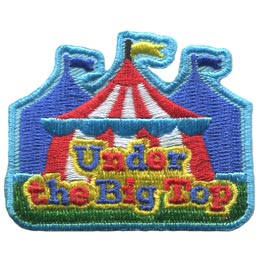 Under the Big Top (Iron On)