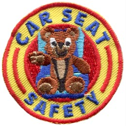 Car Seat Safety (Iron On)