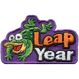 Leap Year (Iron On)