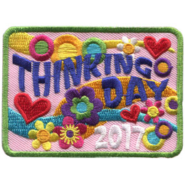 Thinking Day 2017 (Iron On)