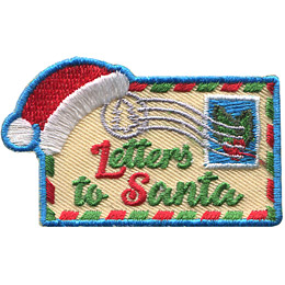Letters to Santa (Iron On)