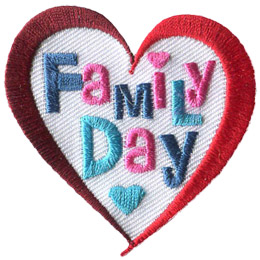 Family Day (Iron On)