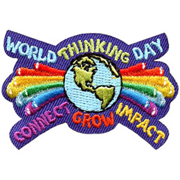World Thinking Day (Iron On)