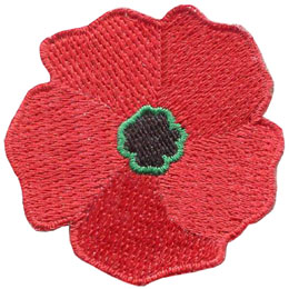 Poppy (Iron On)