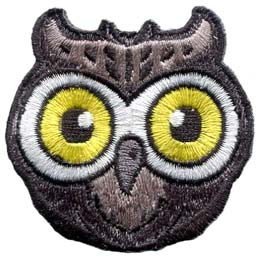 Owl LC (Iron On)