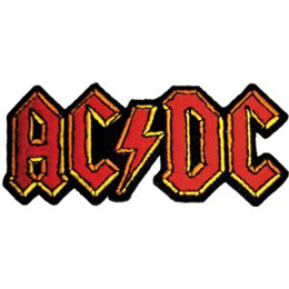 AC/DC (Iron On)