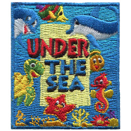 Under The Sea (Iron On)