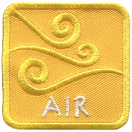 Air Element (Iron On)