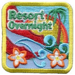 Resort Overnight (Iron On)