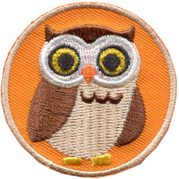 Owl (Iron On)