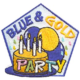 Blue & Gold Party