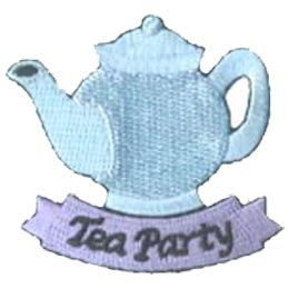 Tea Party - Tea Pot