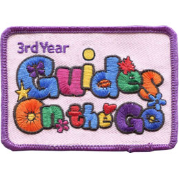 Guides On the Go 3rd Year