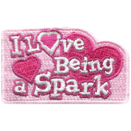 I Love Being a Spark