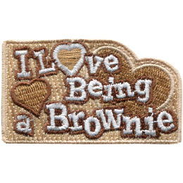 I Love Being a Brownie