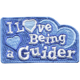 I Love Being a Guider