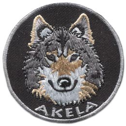 Akela (Iron On)