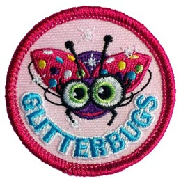 Glitterbugs (Iron On)