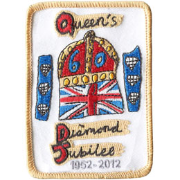 Queen's 60th Jubliee Crest