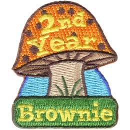 2nd Year Brownie
