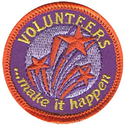 Volunteers Make It Happen