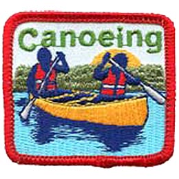 Canoeing - Square